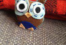 owl  / Het is een uil