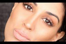 Makeup tutorials + Youtube videos!