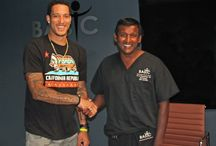 BASIC® Charity Basketball Game With NFL Football Player Austin Pettis