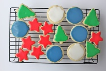 Sugar Cookies / by Stephanie Clevenger