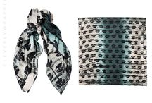 Alexia Parmigiani Scarves / West London-based designer, Alexia Parmigiani, has developed a stellar reputation for creating one-of-a-kind scarves, kaftans and tops – producing fabulous pieces that are a mélange of luxurious fabrics, inimitable prints, textures and trims. This talented 37-year-old designer established her eponymous label in 2005 after graduating from Central Saint Martins in 2002 with a degree in fashion and textiles.