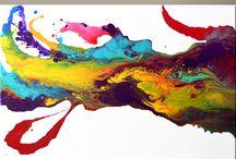 Картины в стиле абстрактного искусства