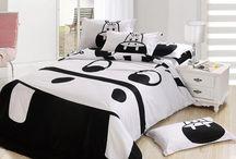 Hálószoba/Bedroom / Vízilovas termékek a hálószobában.