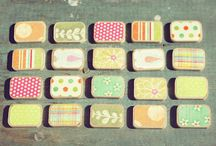 Obsessed with Scrapbook Paper / by Jenny Adkins