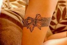 tattoos n.