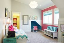 Girl Rooms / by Danica Reader
