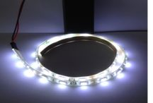 Battery, Spotlights and USB Led Lights / 9V battery Operated Led Strips from 0.5 to 2M as well as USB operated led strips simply plug into any USB port and power up