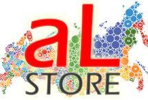МАГАЗИН / Мы рады приветствовать Вас на нашем сайте! Интернет-магазин al-store.ru создан нашей командой друзей, имеющих значительный опыт в продажах качественных товаров из Китая. Основная цель этого проекта - создать комфортные условия покупателям и минимизировать стоимость наших товаров.