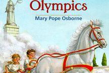 Ancient Greece/Olympics  / by Carolinka