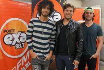 """""""Barston"""" / El trío talentoso ya está con nosotros. #MuchoMasMusica"""