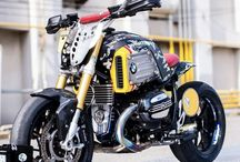 Upravené motocykly