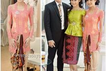 Kebaya - Indonesian traditional dress