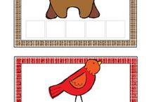 Preschool - Books - Brown Bear / by Toni Brazil