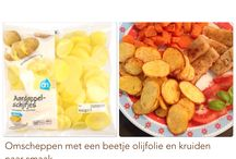 aardappeltjes airfryer