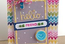 Cards and such  / Lovely handmade cards and inspirations
