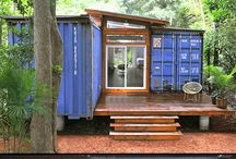 My container home dream
