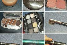My makeup :) / all about makeup :)