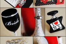 Black,White&Red / by Pepper Johnson