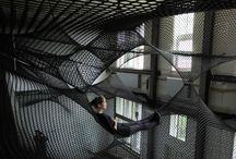 Para instalarte a mirar / Una instalación es una obra que tiene como soporte el espacio. Se convierte en una forma vivencial de acercamiento con el arte, y quienes la visitan pueden formar parte de ella. Estas son tan originales, que queremos compartirlas.