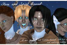 Sims 2 - Skintones