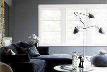modern spider lamp