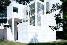 RM 1983 Giovannitti House / RICHARD MEIER