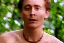 Shirtless Hiddles and others :3 / It had to be done   / by Faith IloveHiddles