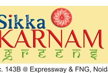 Sikka Karnam Greens Sector 143 Noida / The Best residence in Sikka Karnam Greens Noida which gives all amenities under your budget and giving a perfect kind of lifestyle.