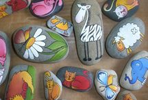 石のアート