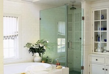 Bathroom ideas / by Jenny Singleton