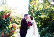 Phipps Conservatory Wedding Photos