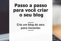 Blog - Como criar um
