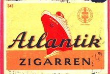 Vintage Streichholzschachteln / Vintage Matchboxes