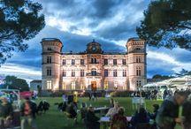 Mariages Château de Sériège / Venez à la découverte du Château de Sériège qui vous reçoit pour vos plus belles réceptions : Mariages, Anniversaires, Baptêmes, ....