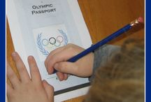 Events - Olympics / by Nicole Chapman