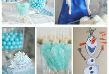 Millie's Frozen Bday / by Alison Lotterstein