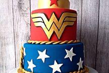 Wonder woman birthday ideas