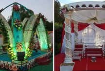Wedding Mandaps / Asian leading wedding industry with exceptional and extravagant mandap designs