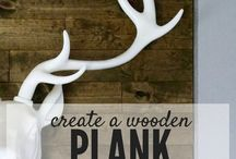 Crafting with Wood