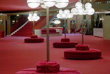 vintage Interiordesign / 50s, 60s & 70s Verner Panton, Carlo Mollino, Eames