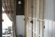 louvre wardrobe doors built ins