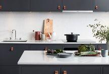 Köksinspiration / Här hittar du inspiration till ditt kök!