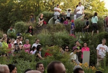 Events  | Gardens of Song / Each #summer the #Toronto Botanical #Garden hosts a free #concert series showcasing a broad spectrum of music in the #garden on Thursday nights at 7 p.m. / by Toronto Botanical Garden