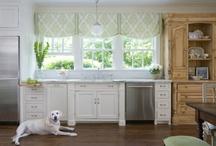 window treatment ideas / by Lisa Fox