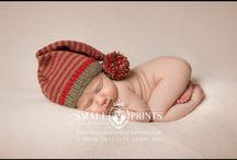Christmas babies at Small Prints Photography