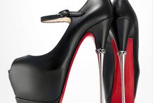 "'Killer Heels: The Art of the High-Heeled Shoe' / Love shoes? It's almost time to walk yours over to Brooklyn.  The Brooklyn Museum will open its style-savvy exhibit, ""Killer Heels: The Art of the High-Heeled Shoe,"" Sept. 10, with more than 160 pairs of high heels, from historical pieces to today's hottest Christian Louboutins.  But first, enjoy a sneak peek at the eye candy, right here.  / by amNewYork"