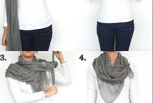 SCARVES STYLING: