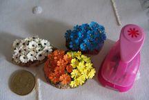 cosas creativas / Trata de todo tipo de manualidades que sean fáciles de realizar hasta con niños.