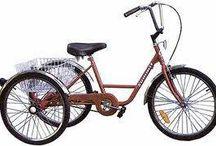 Quiero una bicicleta de tres ruedas!!!