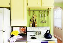 kitchen / by Caroline Parker